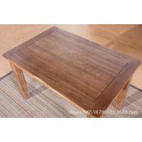 1.4米实木餐桌/白橡木家用饭桌/桌子/新中式餐厅家具 工厂直销