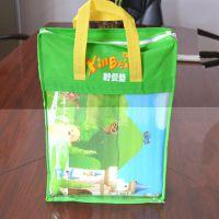 厂家直销无纺布包装袋PVC袋服装袋广告袋爬行垫外包装批发定制