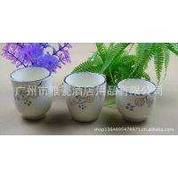 日韩餐具陶瓷杯 水杯 反口茶杯 特色杯