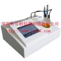 聚合物锂离子电池极片水分测定仪