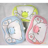 小熊枕头 糖果型婴儿定型枕头 宝宝纠正睡姿枕头 儿童小枕头8022