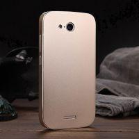 超薄 华为B199手机保护壳 麦芒2金属壳 金属边框后盖 金属保护壳