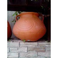 供应园林红泥陶罐