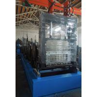 供应厂家热销 槽式电缆桥架成型冷弯成型机设备 无锡冷弯设备生产厂家