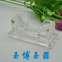 高档透明亚克力手镯架 有机玻璃展示架 手镯摆件 玉器展示架