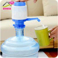 手压式饮水器饮水机矿泉水纯净水桶装水压水器抽水器泵吸水器A020