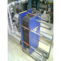 板式换热器安装、维修