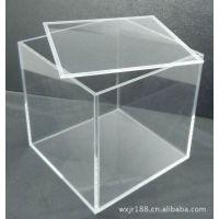 亚克力盒子 有机玻璃加工 PMMA切割加工 透明亚克力江苏 南京泰州