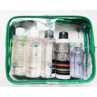 外贸 透明PVC化妆包 旅行携带方便实用小化妆包  旅行装