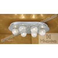 供应铝线灯饰厂家直销|个性铝线灯具批发|金色铝线吸顶灯|个性现代灯