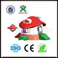 厂家直销 塑料小玩具 室内游乐设备 儿童娱乐设备 快乐蘑菇屋