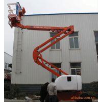 东莞自行曲臂式高空作业平台-深圳自走式全自动平台 广州自走式曲臂式高空升降机
