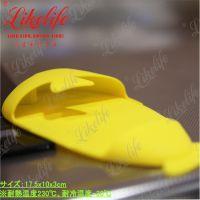 小鱼硅胶手套 厨房硅胶手套 隔热手套 手夹 深圳硅胶厨房用品工厂