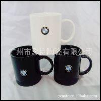供应宝马定做陶瓷色釉杯、中温炻瓷杯、中温广告杯、1124杯型马克杯