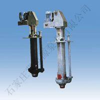 石家庄冀泵源SP SPR系列立式离心耐磨蚀渣浆泵