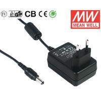 GS12E18-P1I 12W 18V0.67A绿色能源欧规明纬墙插电源适配器