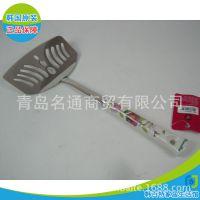 韩国进口 不锈钢 大玫瑰生鲜铲子 锅铲 鱼铲煎锅煎饼铲子