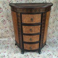 复古欧式手提箱 Wooden box 收纳箱 拍摄道具 家居饰品 厂家直销