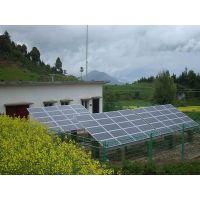 供应太阳能发电机组 太阳能离网发电站