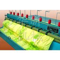 新一代引被机 华新牌全自动引被机 多功能棉被缝被机
