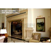 石材超市:家装材料奥特曼米黄和柏斯灰网大理石 材质好,油性高DLS-07