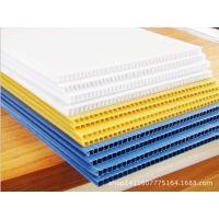 供应塑料中空板片材 高品质塑料中空板片材 环保pp中空板