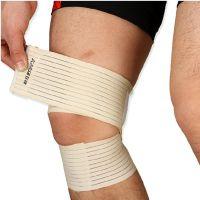 狂神0737绷带护膝缠绕式篮球羽毛球多功能运动弹力绷带