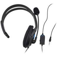 供应厂家直销2014款PS4游戏耳机 头戴式单耳 时尚美观 价格优惠
