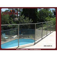 迪拜水下酒店玻璃护栏,汽车级钢化玻璃观光泳池栏杆DMS-B28135