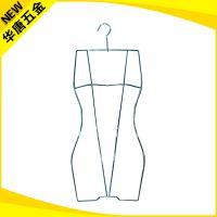加工定做 精品半身模特衣架 创意服装模特衣架
