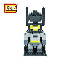 德国LOZ 英雄联盟蝙蝠侠9153 nano迷你小颗粒启蒙积木 W
