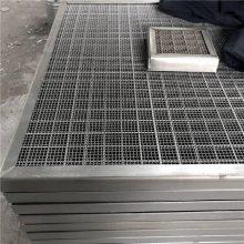 昆山金聚进304不锈钢格栅盖板加工厂家供应