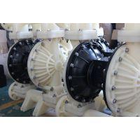 MORAK50氟塑料气动隔膜泵 MK50PP-KV/TF/TF/KV隔膜泵