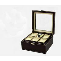 供应 订制高档珠宝盒 真皮珠宝盒 手表首饰盒 定制 生产厂家