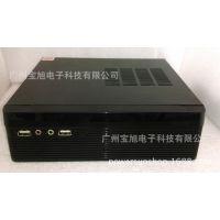 嵌入式主机/工业电脑/无风扇工控机/车载控制电脑/多串口控制