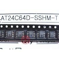 存储器 24C64 AT24C64D-SSHM-T 64DM 贴片SOP-8 全新原装正品