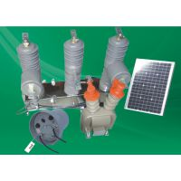 10Kv智能电网专用太阳能面板高压真空断路器翔开zw51-12/630-20