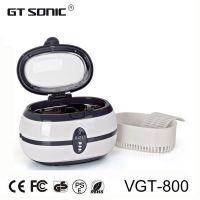 牙刷清洗消毒机 VGT-800 超声波清洗钱币徽章眼镜超声波清洗仪器