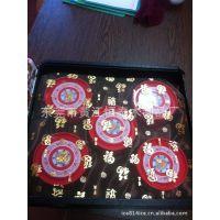 厂家热销茶叶包装盒 通用茶叶纸盒密度板盒 高档木质礼盒定做