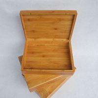 巨匠厂家定制高档中式环保竹盒 包装盒 礼品竹盒 茶叶盒 酒包装 工艺盒