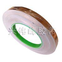 屏蔽铜箔 导电铜箔胶带 双导电铜箔胶带 自粘铜箔50米长*0.1mm厚