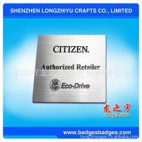 铝合金标牌制作 铝型材标牌 铝合金标识标牌