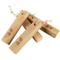 家居用品 魅洁防潮防蛀樟木条(五枚装)