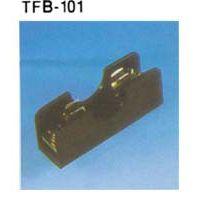 台湾天得 TEND 正品 1P10A 保险丝座 TFB-101