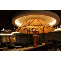 供应【落地灯】创意伞型布艺落地灯 酒吧餐厅温馨装饰灯具 工厂直销