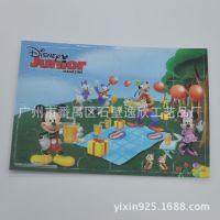 供应迪士尼益智玩具拼图 纸质智力拼图拼板 儿童拼图 定制智能拼图
