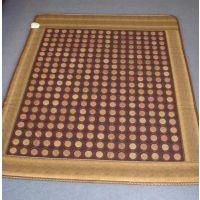 厂家定制全身多功能按摩垫老年人砭石保健养生电加热玉石正品床垫