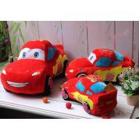 批发disney正品迪士尼正版毛绒玩具公仔玩偶汽车总动员麦昆95号