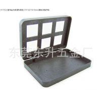 [F175CG]首饰盒/包装盒/塑胶胚(175*122*16/16mm)圆角/凹面/网格