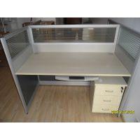 天津厂家定做办公家具 屏风办公桌安装 屏风办公桌规格